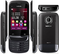 Nokia C2-03 Chrome Black UA UCRF