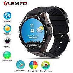 Умные часы Smart watch Lemfo KW88 Смарт часы Smart Watch, Wi-Fi, GPS Android 5.1