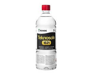 Растворитель уайт-спирит TEKNOS TEKNOSOLV 1621 для алкидных и масляных материалов 1л
