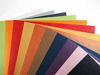 Картон, цветная бумага