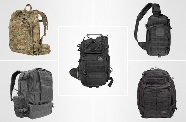 Тактические рюкзаки и сумки