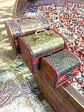 Скринька, скринька декоративний (10х8х8 див.), фото 4