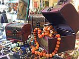Шкатулка, сундучок декоративный (15х11х11 см.), фото 2