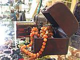 Шкатулка, сундучок декоративный (15х11х11 см.), фото 5