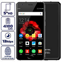 Смартфон Oukitel K4000 Plus 2/16 gb Black Mediatek MT6737 4100 мАч