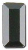 2510 Cosmic, 5x2.5mm, Jet Hematite (280 HEM)