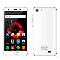 Смартфон Oukitel K4000 Plus 2/16 gb White Mediatek MT6737 4100 мАч
