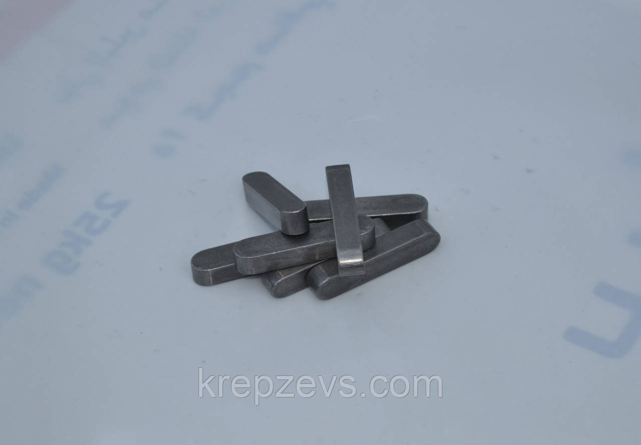 Шпонка 20х12 DIN 6885 типа А
