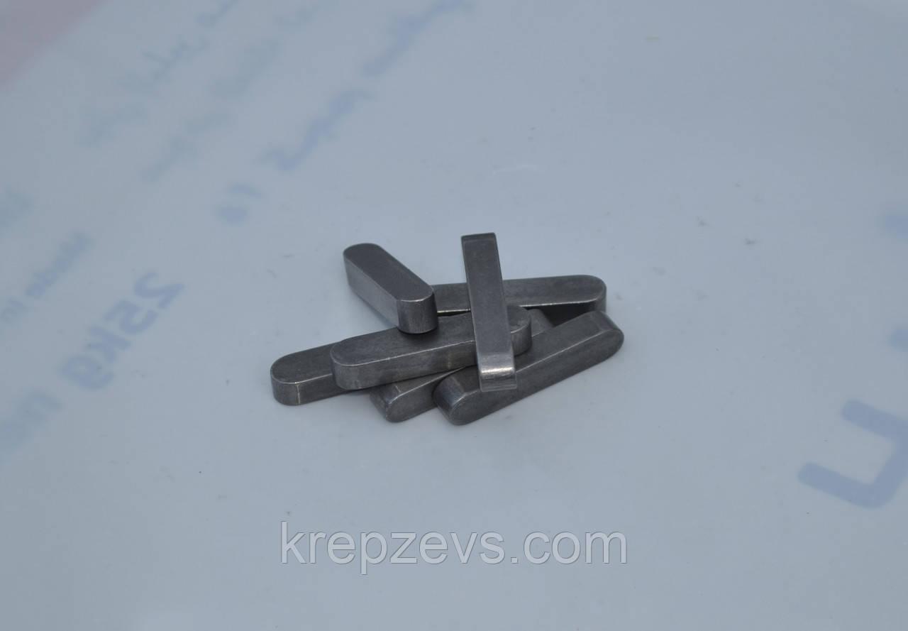 Шпонка 20х12 DIN 6885 типа А, фото 1