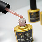 Камуфлирующая база Royal Flash base Yo!Nails, фото 2