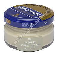 Увлажняющий крем для обуви Saphir Creme Surfine, цв. дымчатый (80), 50 мл