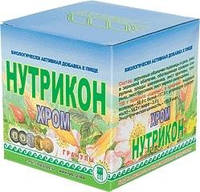 Нутрикон Хром Арго (клетчатка, витамины, аминокислоты, беременность, лактация, спорт, снижение веса)