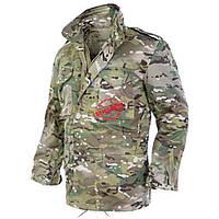"""Куртка полевая Mil-Tec демисезонная """"M65"""" Multicam, фото 1"""
