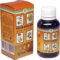Бальзам масло для волос Арго на основе экстрактов целебных растений, ломкость, сечение, сухость, жирность