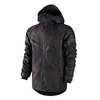 Куртка Nike Tech Windrunner BLACK JACKET CAMO, фото 1
