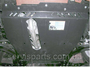 Защита двигателя Nissan Micra 2002-2012 (Ниссан Микра), фото 2