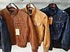 Подростковые модные куртки кож.зам  оптом от 10 ростовок