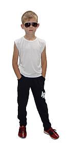 Детские спортивные штаны (начес) р.26-32