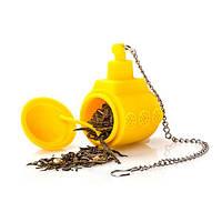 Силіконовий заварник для чаю Підводний Човен / Силиконовый заварник для чая Подводная Лодка