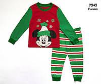 Пижама Mickey Mouse для мальчика. 90, 130 см, фото 1