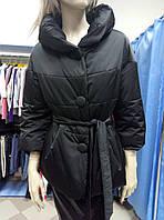 Куртка черная осенняя, Италия
