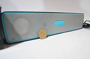 Компьютерная активная USB  колонка  М-028