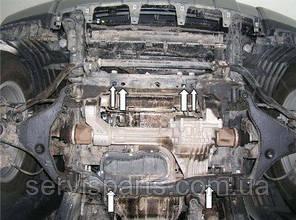 Защита двигателя Nissan Navara 2005-2010 (Ниссан Навара), фото 2