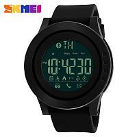 Новинка! Смарт-часы Skmei 1255 Smart Пульсометр, смс, звонки, шагомер