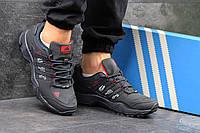 Мужские кроссовки Adidas SWIFT GORE TEX  темно синие 3076