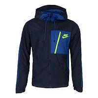 Ветровка Nike AV15 Hooded Jacket In White , фото 1