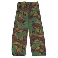 Непромокаемые, свободного кроя армейские брюки в DPM 70-90 б\у