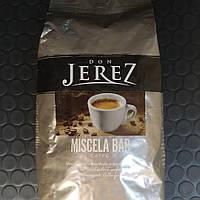 Кофе в зёрнах Don Jerez Misсela Bar 1кг.