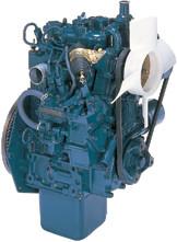 Дизель  Z482-E2B  кВт / л.с .: 9,9 / 13,3; об/мин: 3600; Эмиссия: EPA / CARB Tier 2