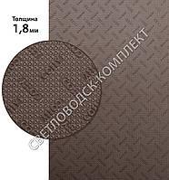 КОБИ, COBBY (Китай) original, р. 400*600*1.8мм, цв. тропик - резина подметочная/профилактика листовая