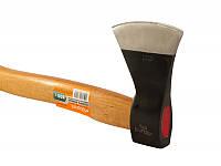 2140101 Топор кованый, рукоятка деревянная, бук, 600г