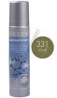 RAVVIVANT NANO восстанавливающий спрей для замши и нубука, цв. №331- оливка, 100 мл