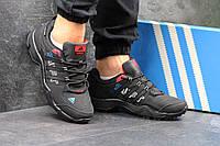 Мужские кроссовки Adidas SWIFT GORE TEX черные 3078