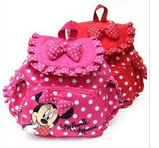 Детский рюкзак с Минии от Дисней для садика и школы