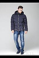 Стильная зимняя мужская куртка нано-пух