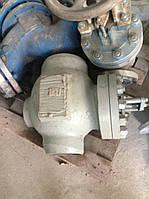 Клапан стальной регулирующий поворотный 6с-9-2 под приварку