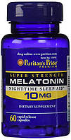 Мелатонин гормон сна Puritsan's Pride Melatonin 10 mg 60 Capsule