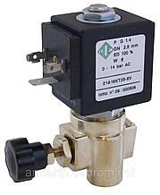 Электромагнитный клапан для гладильного пресса ODE (Италия)