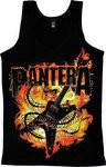 Майка Pantera (гитара в пламени), фото 1