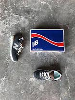 Женские кроссовки New Balance ML574BCB Denim, Нью беланс 574, фото 3