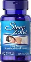 Комплекс для сну, Puritan's Pride Sleep Zone® 60 Capsules