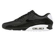 Женские кроссовки Nike Air Max 90 Metallic Black/White