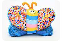 Подушка игрушка мягконабивная для ребенка «Бабочка»