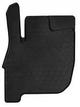 Резиновый водительский коврик в салон Mitsubishi Galant IX 2003-2012 (STINGRAY)