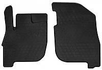 Резиновые передние коврики для Mitsubishi Galant IX 2003-2012 (STINGRAY)