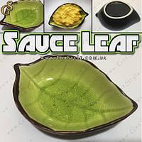 """Соусница - """"Sause Leaf"""" - ручная работа! , фото 1"""
